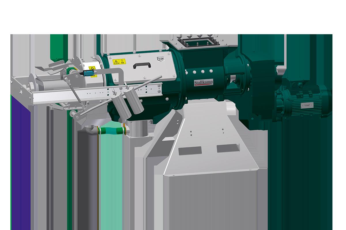 Ładowarka Separator PSG 4/5.5-600 – 4/5.5-750