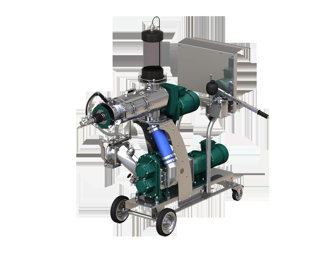 Ładowarka Separator PSS 2.2-400